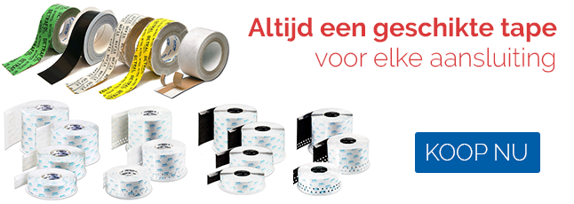 luchtdichte tapes